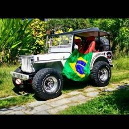 Jipe jeep willys