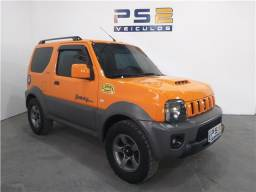 Suzuki Jimny 1.3 4all 4x4 16v gasolina 2p manual - 2015
