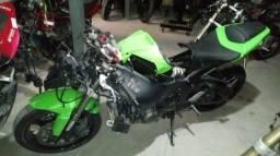 Moto Para Retirada De Peças/sucata Kawasaki Zx10 R Ano 2012