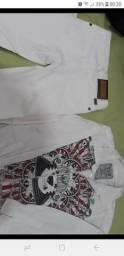 Camisa e calça tigor t tigre