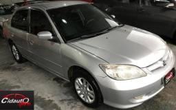 Honda Civic LX 1.7 - 2004 - Só R$17.990 - 2004