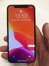 IPhone X 256gb Prata // Impecável // Pronta Entrega Na Savassi