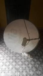 Vendo antena da Sky completo