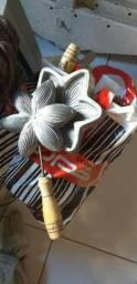 Formas molde para flores em E.V.A