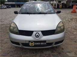 Renault Clio 1.0 authentique 16v hi-flex 2p manual - 2008