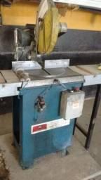 Máquina de Corte Holph Vega 400/ Estmpo Suprema Pneumático/ Compressor 20 pcm 200lts