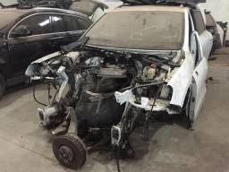 Sucata VW Touareg 4.2 V8 2014