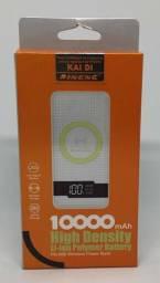 Carregador Portátil Sem Fio Pineng Pn-886 Tecnologia QI 100% Original Novo Na Caixa