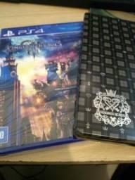 Kingdom Hearts III + Steelbook - PS4
