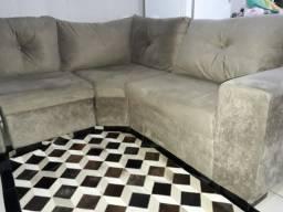 Sofa em L perfeito estado