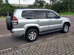 Toyota Prado 8 lugares impecável aceito caminhonete na troca - 2009