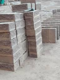 Pedras gres direto da pedreira para sua obra