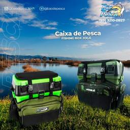Mochila Fishing Box Jogá Verde