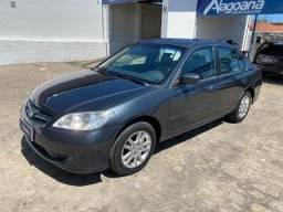 Civic Sedan LX 1.7 16V Aut. completo - (alagoanaveiculos)
