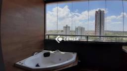 Apartamento com 3 dormitórios para alugar, 122 m² - Vila Sfeir - Indaiatuba/SP