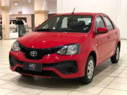 Toyota Etios SEDAM AUTOMATICO