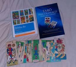 Livros Para estudo do Tarô