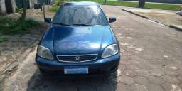 Honda Civic EX automático 1.6 98/99