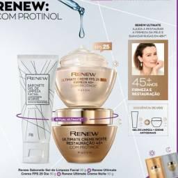 Renew ultimate Creme facial antidade 45+