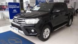 Toyota Hilux 2.7 sr 4x2 cd 16v - 2017