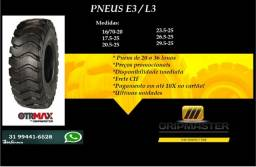 Pneus L3 últimas unidades