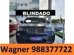 BMW X4 M Sport 35I 4x4 24V Turbo 2017 - Wagner *