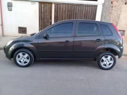 Fiesta hatch 1,6,flex, ano 2005, completo