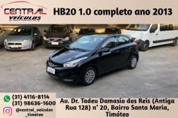 HB20 1.0 confort Plus ano 2013