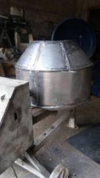 Manutenção e reformas de betoneira e máquina industriais