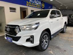 TOYOTA HILUX 2.8 SRV 4x4 AT 2016