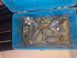 Kit vara de pesca