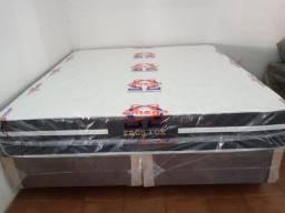 R$ 1.399 Conjunto box super king por apenas 1.399 a vista