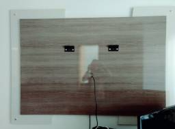 Kit aparador e painel de tv