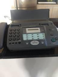 Fax telefone com ramais