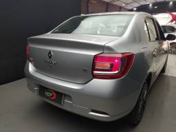 Renault Logan Expression 1.6 Completo C/ Multimidia !! - Vendo, Troco ou Financio