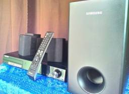 Home Theather - Samsung 5.1 - 800 Rms