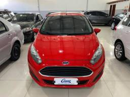 Fiesta 1.5 2014/2015 Vermelho Completo