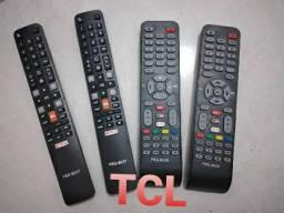 Controle smart TV TCL, Entregamos SEM TAXA