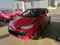 Vendo ou troco Toyota Yaris Hatch XS 1.5 AT cvt 18-19 34.147 km R$67.900,00