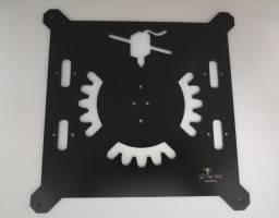 Base para mesa de Impressora Graber / Agraber em ACM