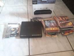Vendo DVD com 95CDs  inclusos