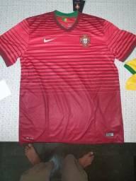 Camisa Portugal copa 2014 lacrada ori