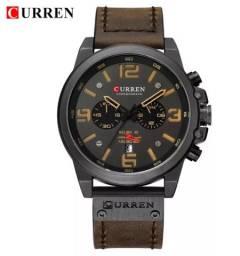 Relógio Curren com cronógrafo