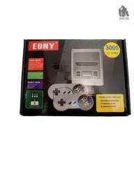 Retrô Super Mini 300 Jogos 8Bits e Dois Controles