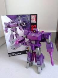 Boneco Transformers Shockwave Generations