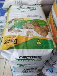 Ração para aves, galinhas, frangos e pintos