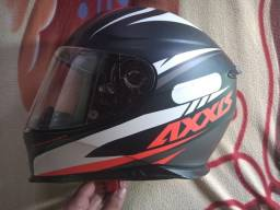 Capacete axxis R$300
