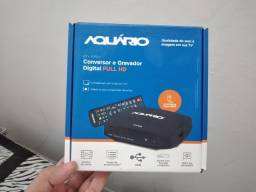 conversor digital da aquario  e compativel com todas as tvs e tbm de tubo
