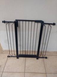 Grade de porta / Portão de segurança / Uberaba