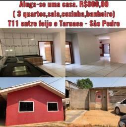 Título do anúncio: Aluga se casa em Ji-Paraná